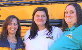 Three Generations Serve Fulton County Schools as Bus Drivers