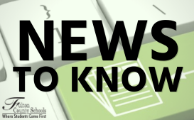 News to Know for the Week of September 21, 2020